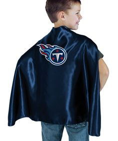 Loving this Tennessee Titans Hero Cape on #zulily! #zulilyfinds