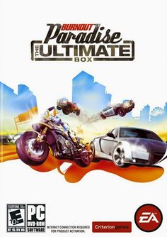 Burnout Paradise The Ultimate Box System Requirements: Burnout Paradise can be run in computer with specifications below      OS: Windows XP/ Windows Vista/ Windows 7/ Windows 8 and 8.1     CPU: Pentium 4 3.0 GHz     RAM: 1 GB     HDD: 4 GB     GPU: NVidia GeForce 405 , AMD Radeon HD 3650 better higher     DirectX Version: DX 9
