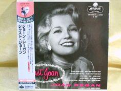 CD/Japan- JOAN REGAN Just Joan w/OBI RARE MINI-LP 1956 limited UCCM-9150