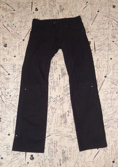 LIP SERVICE Canvas Rock Bottom pants #29-134-G