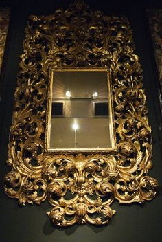 V: Baroque mirror