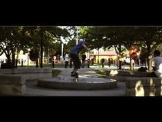 Skateboarding in Conway Park, #Somerville