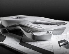 """Şu @Behance projesine göz atın: """"Zhuhai Culture Center Competition Design Concept"""" https://www.behance.net/gallery/15408029/Zhuhai-Culture-Center-Competition-Design-Concept"""