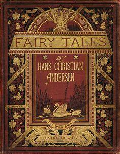 "enchanted-garden: ""~ Fairy tales, by Hans Christian Andersen (1872) """
