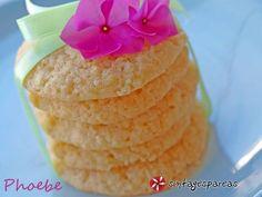 Μπισκότα καρύδας #sintagespareas Tea Time, Caramel, Food And Drink, Pudding, Sweets, Desserts, High Tea, Candy, Deserts