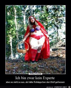 lustiges Bild 'Rotkaeppchen.jpg' von Karsten. Eine von 14329 Dateien in der Kategorie 'witzige Bilder' auf FUNPOT.