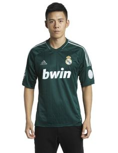 Adidas Real Madrid C.F. - Camiseta de fútbol (3ª equipación), 2012-13 #camiseta #friki #moda #regalo