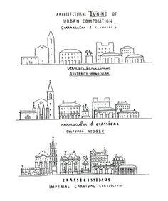 Architectural Patterns: Leon Krier
