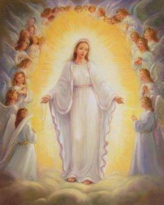 Sotto la tua protezione cerchiamo rifugio, Santa Madre di Dio: non disprezzare le suppliche di noi che siamo nella prova, ma liberaci da ogni pericolo, o Vergine gloriosa e benedetta. https://www.facebook.com/radiomaria/photos/a.114016655302960.6655.114014721969820/833429226695029/?type=1