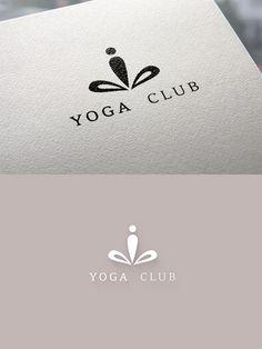 Yoga logo Templates This set includes:- Vector files saved in EPS, text in curves / editable text- PSD file- High qu by Sonne Yoga Logo, Zen Logo, Logos, Logo Branding, Branding Design, Branding Ideas, Cv Inspiration, Logo Design Inspiration, Pilates Logo
