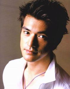 Takeshi Kaneshiro - I love that look