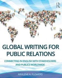 Public Relations need writer