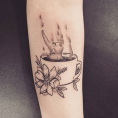 Tiny Coffee Tattoos | POPSUGAR UK Food