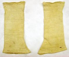 1798, Cotton, knit Mitts