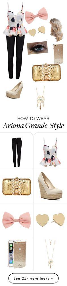 """Meeting Ariana Grande"" by cheeseballsarebaeforlife on Polyvore"