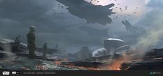 ILM Art Department Challenge, Nicolas Gekko on ArtStation at…