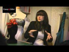 reportage sur Conny Gàbri, la créatrice de robes de mariées italiennes sur mesures à Nantes à la qualité de tissus et de travail inégalable en France