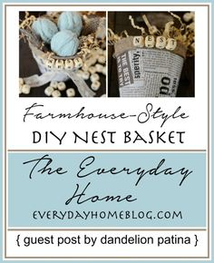 DIY Farmhouse-Style