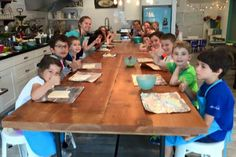 Etiquette   French Cooking Class #Kids #Events