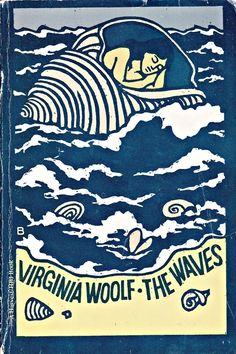Book Cover - Virginia Woolf - The Waves
