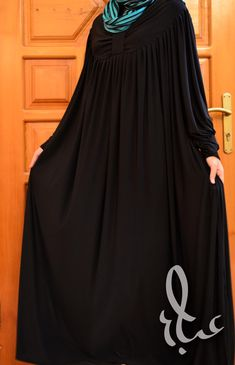 Abaya! Love the drapery