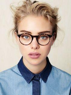 Znalezione obrazy dla zapytania glasses for small jaw