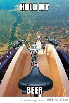 Would you Take the Ride or Hold the Beer?