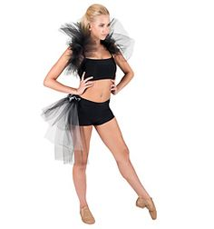 """Last years """"calling all the monsters"""" costume"""