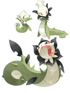 Adorable fakemon