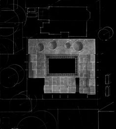 architecture-sketchbook- sketchbook ideas, architectural drawings, architectural models. // click on...