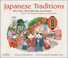 Japanese Traditions for kids #kids #japan Japanese Games, Cherry Blossoms, Japanese Symbol, Rice Cakes, Japanese Language, Japanese Culture, Traditional, Learning, Kids