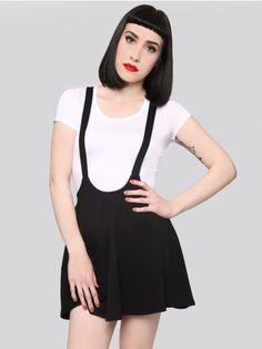 Amber Suspender Skirt - Gypsy Warrior