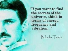 Law Of Attraction - Nikola Tesla Law Of Attraction - Are You Finding It Difficult Trying To Master The Law Of Attraction?Take this 30 second test and identify exactly what is holding you back from effectively applying the Law of Attraction in your life. Nikola Tesla Quotes, Les Inventions, Nicola Tesla, Manifestation Law Of Attraction, Secrets Of The Universe, A Course In Miracles, E Mc2, Quantum Physics, Theoretical Physics