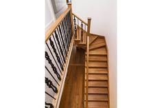 View our Gallery to see the wide variety of staircases that we can offer. Metal Spindles Staircase, Traditional Looks, Landing, Stairs, Gallery, Modern, Inspiration, Design, Home Decor
