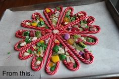 How to Make a Candy Bowl out of Candy ~ http://www.curbly.com/users/diy-maven/posts/13280-how-to-make-a-candy-bowl-out-of-candy