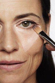 Makeup Tips For Older Women, Beauty Tips For Face, Natural Beauty Tips, Beauty Secrets, Beauty Hacks, Beauty Guide, Beauty Care, Beauty Skin, Beauty Makeup