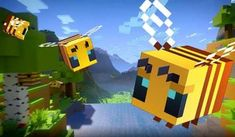 VIDEO nintendo Minecraft Buzzy Bees Official Trailer TV commercial 2019 Minecraft is buzzing in its latest update Discover how bees breathe life into their surroundings Minecraft NintendoSwitch Minecraft Skins Rainbow, Minecraft Castle, Youtube Rewind, Tekken 7, Age Of Empires, Tom Clancy, Snoop Dogg, Mega Man, Jurassic World