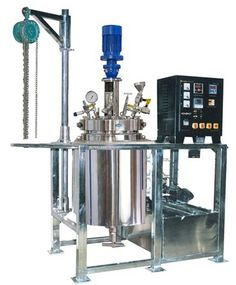 Gas Induction Reactors - Hydrogenators Pressure Reactors