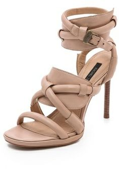 Rachel Zoe Monica Ankle Strap Sandals on shopstyle.com