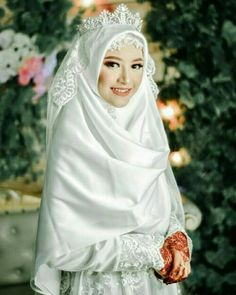 b07dd28639 22 Best Hijab style for wedding images in 2019
