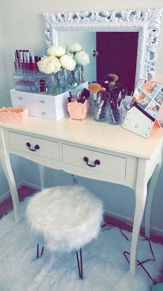 My Vanity I created for under $100.