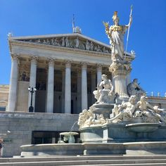 Wien Sehenswürdigkeiten Tipps - 1 (1) Heart Of Europe, Vienna Austria, Puerto Rico, Statue Of Liberty, Beautiful Places, To Go, Places To Visit, City, Travel