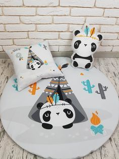 Baby Play MatPillow Toy Mat for baby's photos Reversible Play Mat Padded Baby Mat Nursery Decor Floor mat Kids mat Baby mat Baby Boy Accessories, Baby Play, Baby Toys, Baby Cribs, New Baby Products, Nursery Decor, Kids Room, Pillows, Diy