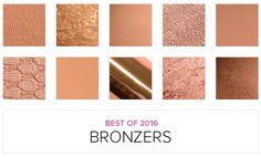 Top 10 of 2016: Best Bronzers