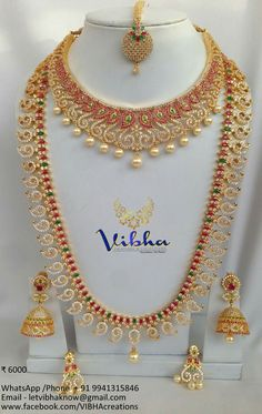 Jewellery Repairs Online Jewellery Meaning Malay. Bridal Necklace, Bridal Jewelry, Ruby Necklace, Short Necklace, Necklace Set, India Jewelry, Gold Jewellery, Indian Wedding Jewelry, Indian Bridal