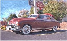 1949 Frazer Manhattan Four Door Sedan