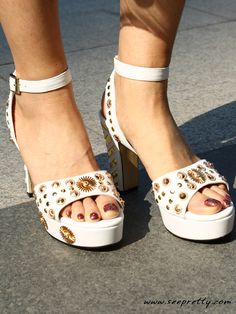 d12b7c1a159b9b Women White Elegant Italian Shoes for Bridal Wedding Party free shipping   62 Italian Shoes