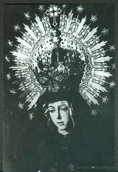 Un poco de Sevilla: -Fotos antiguas Semana Santa de Sevilla