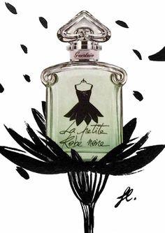 Musique pub la petite robe noire eau fraiche