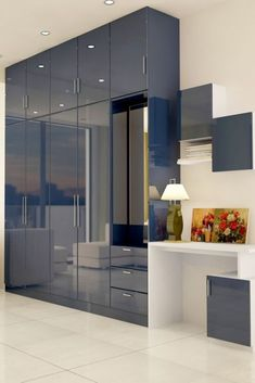 45 Creative Bedroom Wardrobe Design Ideas That Inspire On Like everything else in life, there are those who were born to plan out bedrooms and those who would rather … Master Bedroom Wardrobe Designs, Wall Wardrobe Design, Wardrobe Interior Design, Wardrobe Door Designs, Bedroom Cupboard Designs, Bedroom Closet Design, Bedroom Cupboards, Bedroom Furniture Design, Home Room Design